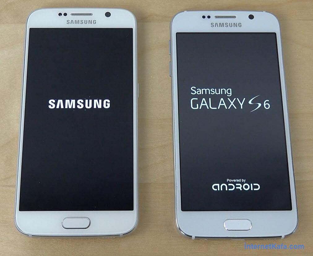 Samsung Galaxy S6 Orjinal mi sndeep ile ogrenelim