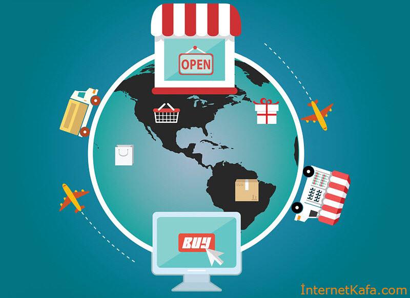 Ücretsiz e-ticaret hosting listesi