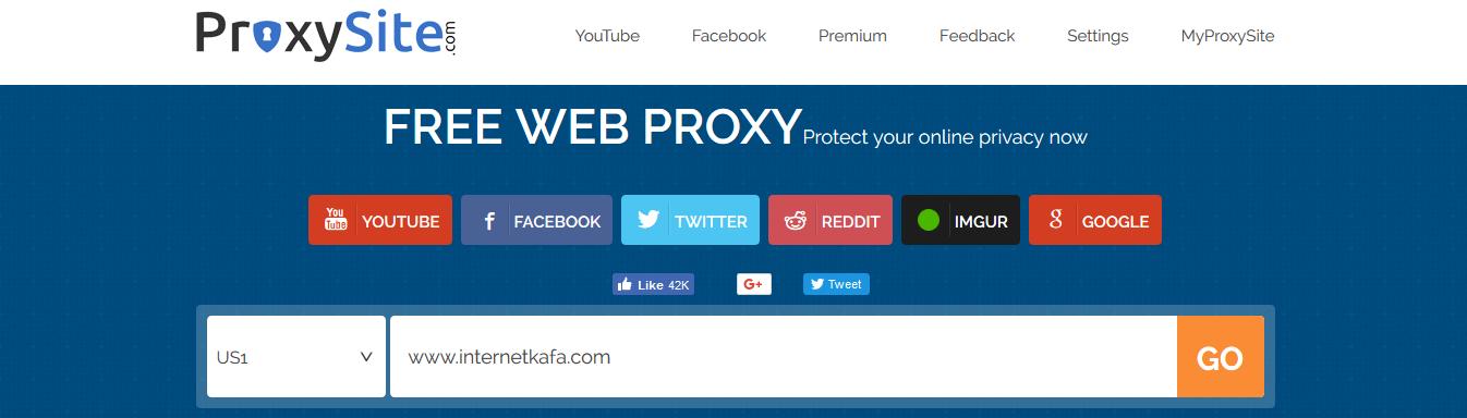 ucretsiz proxy siteleri