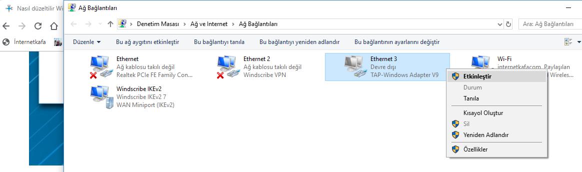 Windows Adaptor